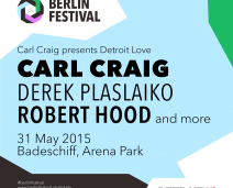 Detroit Love at Berlin Festival