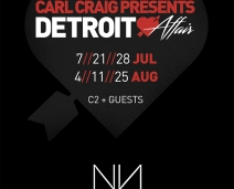 Carl Craig Presents: Detroit Love Affair