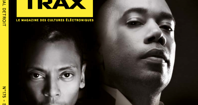 Carl Craig in TRAX