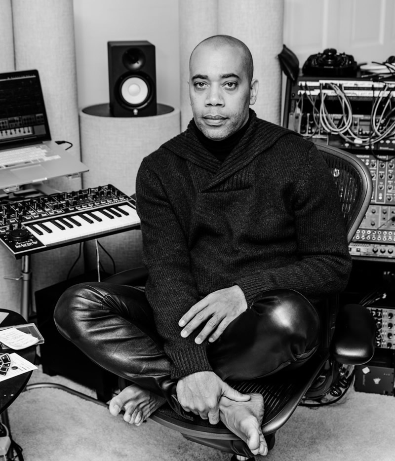 The New Yorker – Carl Craig's Detroit Love