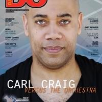 Carl Craig cover of July 2017 DJ Mag